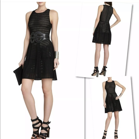 BCBGMaxAzria Dresses & Skirts - BCBGMAXAZRIA CASSANDRA LITTLE BLACK DRESS LBD